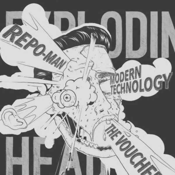 Session 21 - Repo-Man / Modern Technology / The Vouchers at Shacklewell Arms promotional image
