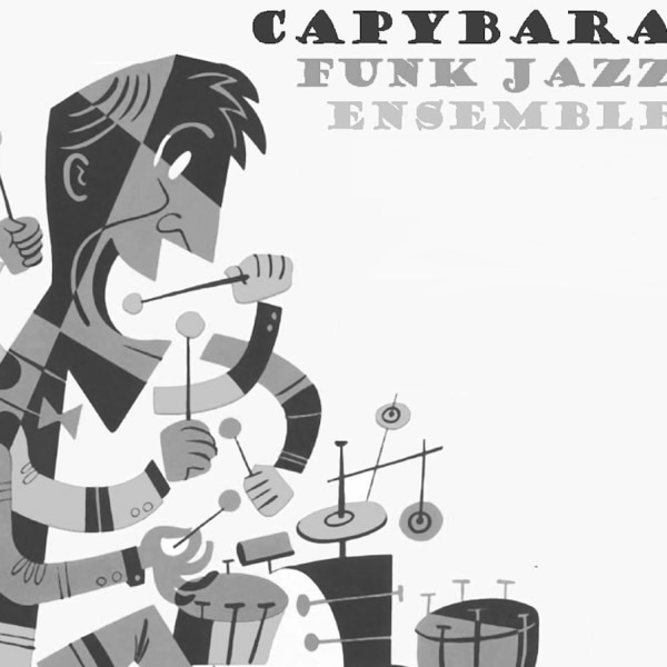 Sunday Jazz with Capybara at The Victoria promotional image