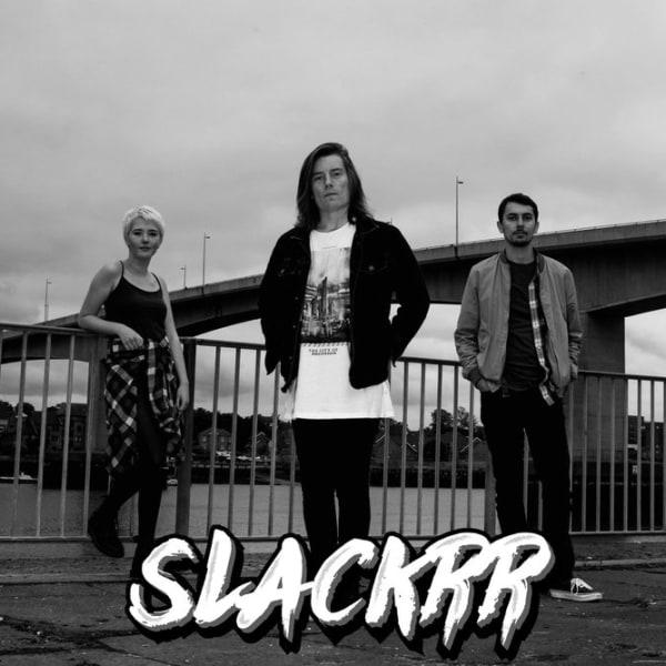 POP/PUNK ROCK - Slackrr + Guests at The Fiddler's Elbow promotional image