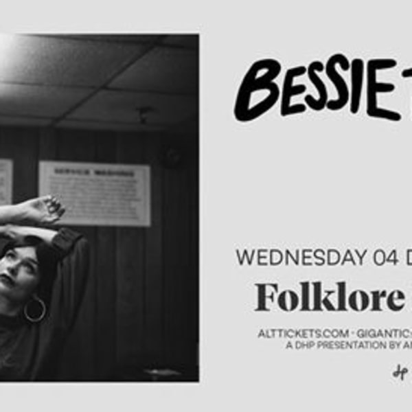 Bessie Turner live at Folklore at Folklore promotional image