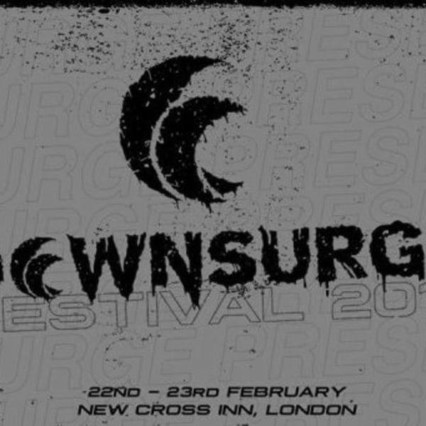 Downsurge Festival at New Cross Inn promotional image