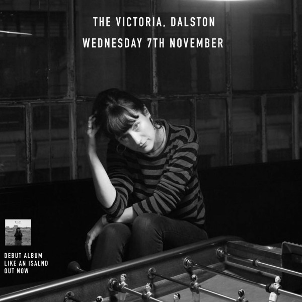 Seahorse Music presents Bryde at The Victoria promotional image