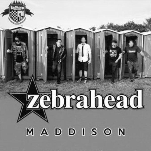 Zebrahead at New Cross Inn promotional image