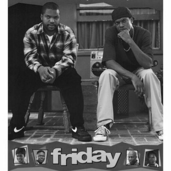 Hiphop movie screening of Friday + party at Macbeth / Free Entry at The Macbeth promotional image