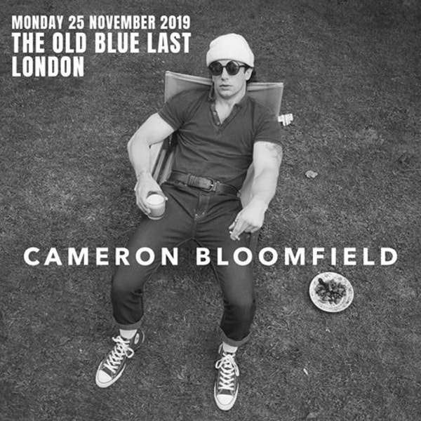 Cameron Bloomfield - Live at Old Blue Last at The Old Blue Last promotional image