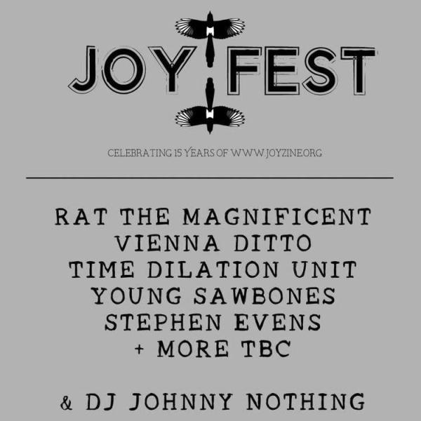 """Joyfest 15""  at Windmill Brixton promotional image"