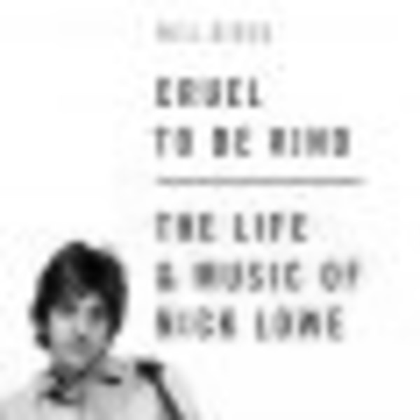 Cruel To Be Kind+The Life And Music Of Nick Lowe+Will Birch+Rock N Roll Book Club at Dublin Castle promotional image