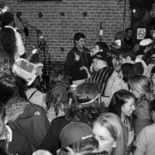 The Peoples Funk at New Cross Inn promotional image