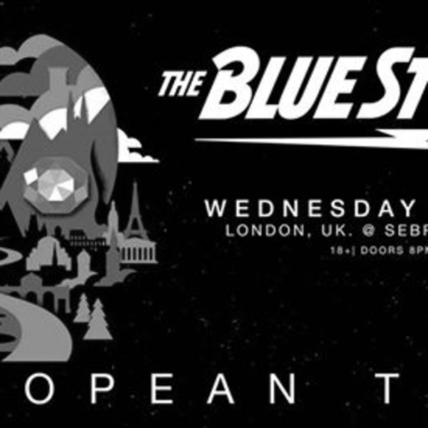 Dark Party pres The Blue Stones / Sebright Arms / 23 Oct at Sebright Arms promotional image