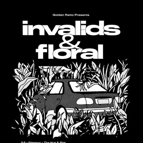 Portals x Slay Low Presents: Invalids / Floral / LSGS at Sebright Arms promotional image