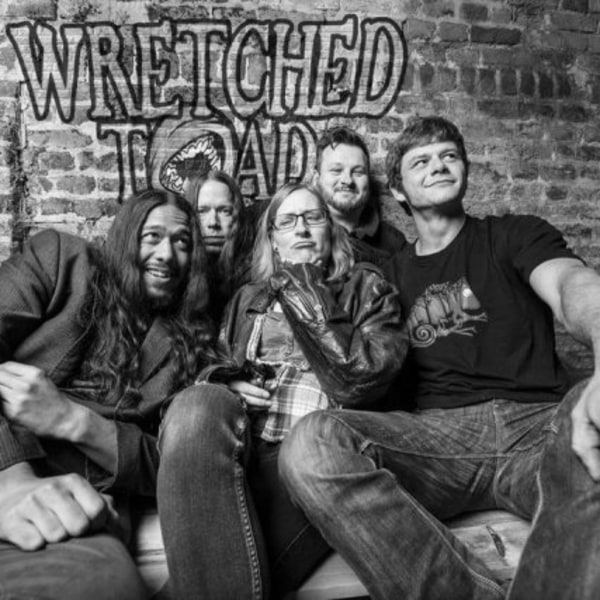 Hard Rock Half Dayer w/ Wretched Toad / Cotnum Tort + MORE at New Cross Inn promotional image