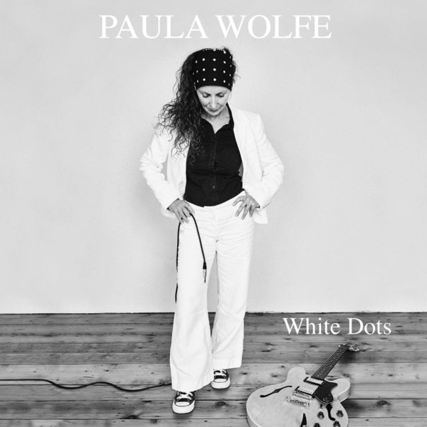 PAULA WOLFE – WHITE DOTS ALBUM LAUNCH at The Harrison promotional image