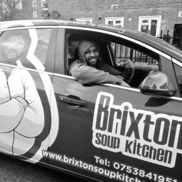 Brixton Soup Kitchen fundraiser  at Windmill Brixton promotional image