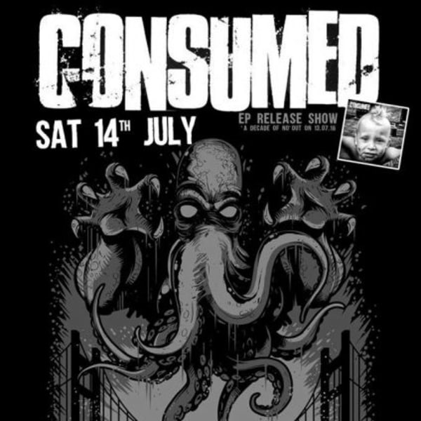 Consumed at New Cross Inn promotional image