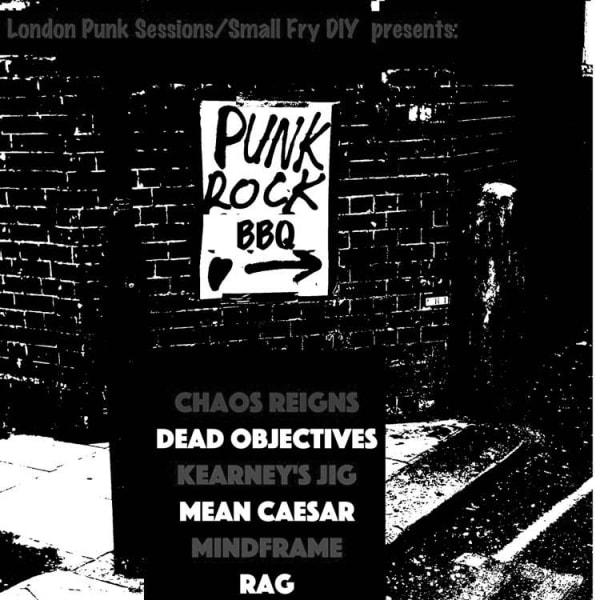 Punk Rock BBQ  at Windmill Brixton promotional image
