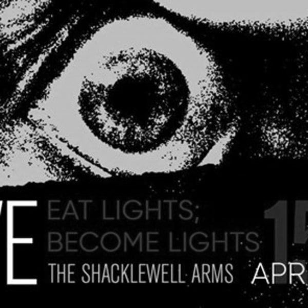 Cave (Drag City) + Eat Lights; Become Lights at Shacklewell Arms promotional image