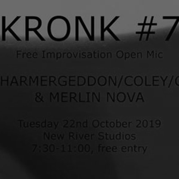 Skronk #71 at New River Studios promotional image