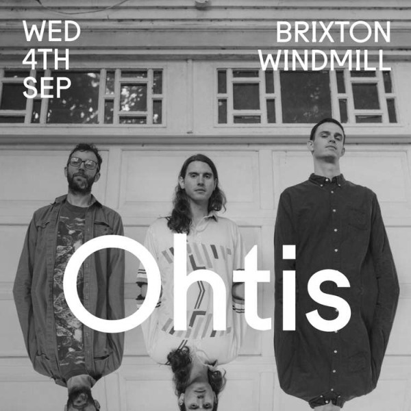 Ohtis  at Windmill Brixton promotional image