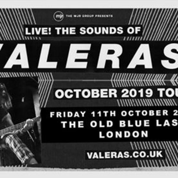 Valeras at The Old Blue Last | London at The Old Blue Last promotional image