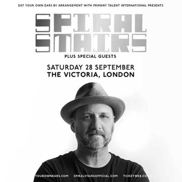 EYOE Presents: Spiral Stairs at The Victoria at The Victoria promotional image
