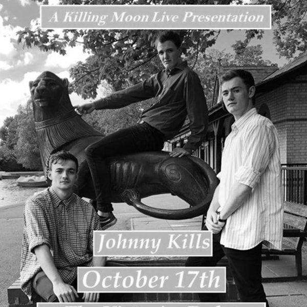 Killing Moon Live Presents: Johnny Kills // Nudists at The Victoria promotional image