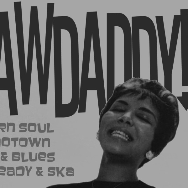 Crawdaddy! with guest DJ Ian Jackson - northern soul, mod, Motown, vintage R&B, Two Tone ska and rocksteady at The Fiddler's Elbow promotional image