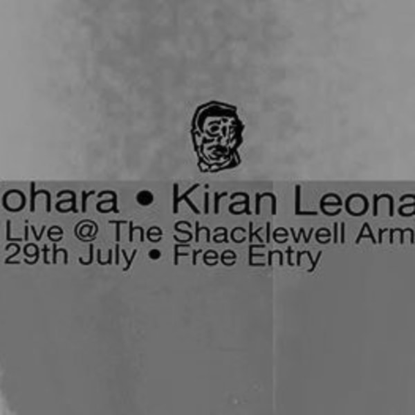 Slow Dance Presents: Zohara + Kiran Leonard at Shacklewell Arms promotional image