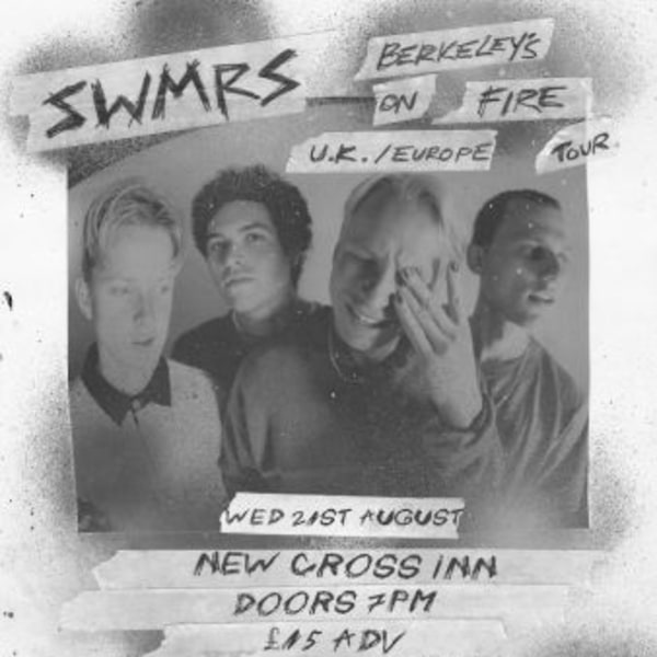 SWMRS at New Cross Inn promotional image