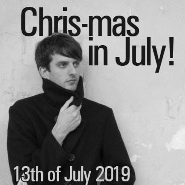 Chris-mas In July! at The Stag's Head promotional image