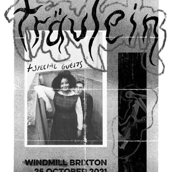 Fräulein, Heartworms  at Windmill Brixton promotional image