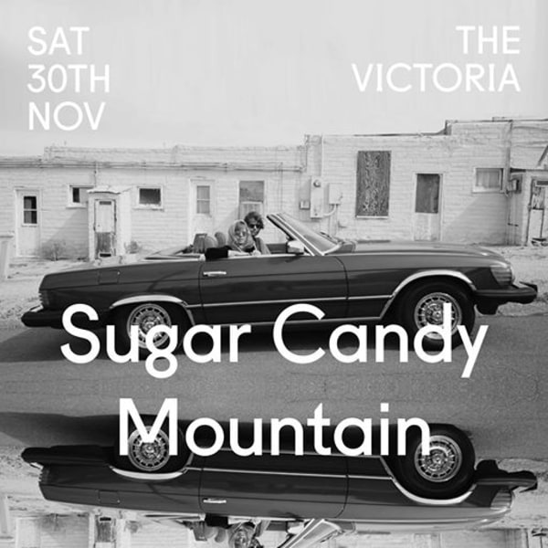 BOTW presents: Sugar Candy Mountain + Beach For Tiger at The Victoria promotional image