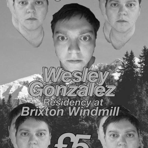 Wesley Gonzalez, SLICE, Clingfilm  at Windmill Brixton promotional image