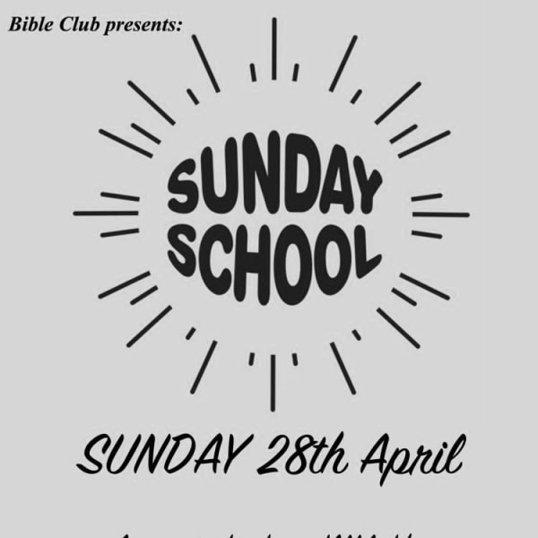 Sunday School - live acts and jam session  at Windmill Brixton promotional image