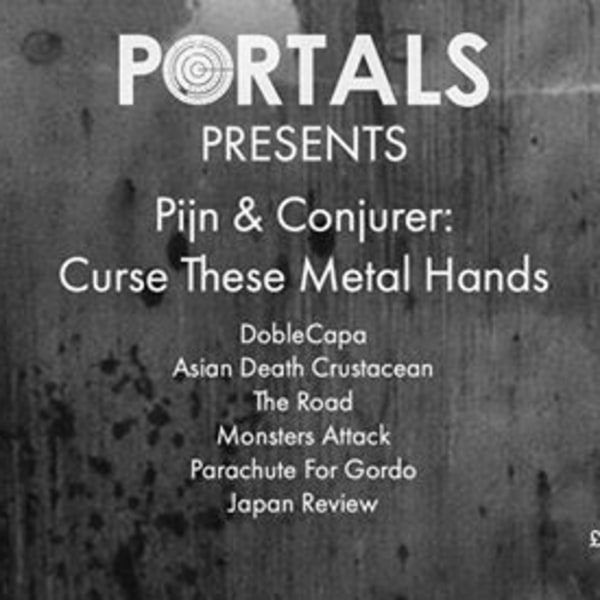 Portals all-dayer: Curse These Metal Hands & more at The Victoria promotional image