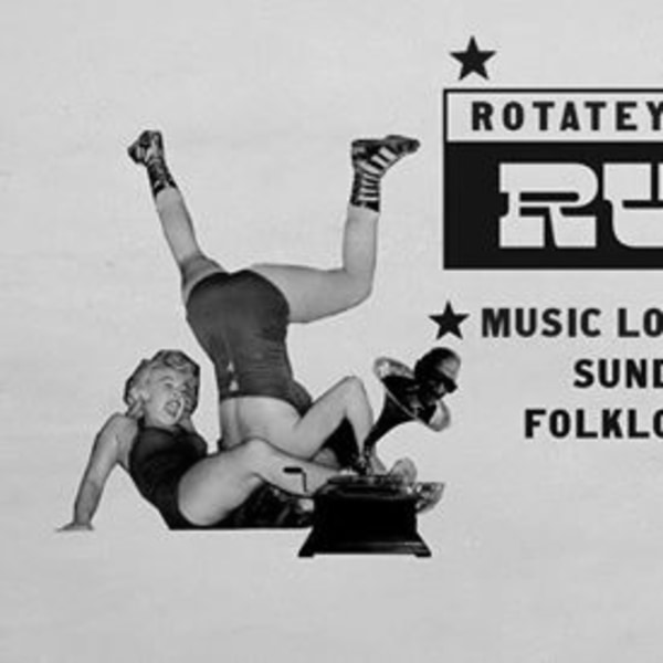 Rotatey Diskers Rumble - Sunday Smackdown at Folklore promotional image