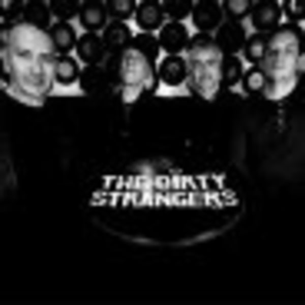 The Dirty Strangers+The Brutalists+The Lost Search Party+Essex Girls at Dublin Castle promotional image