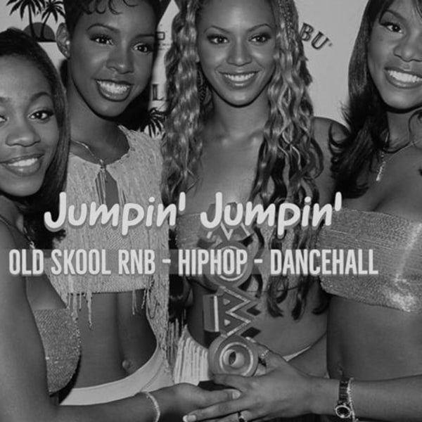 Jumpin' Jumpin' (Easter Special) - RnB, Hip-Hop, Dancehall & Trap at The Macbeth promotional image