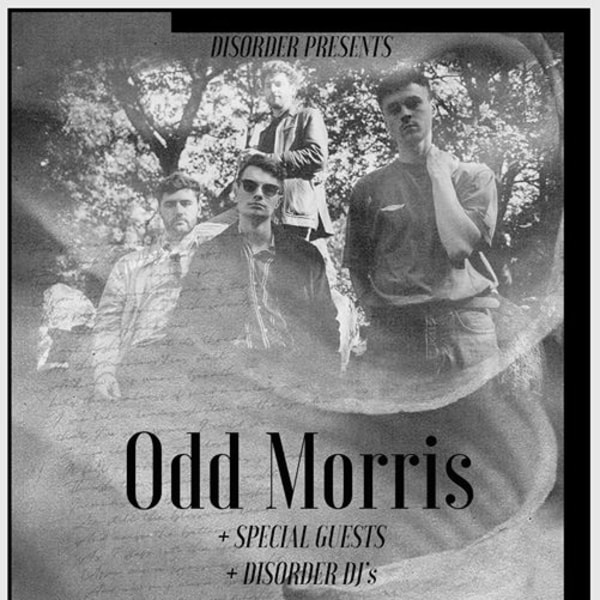 Odd Morris + Special Guests | Free Entry at The Old Blue Last promotional image