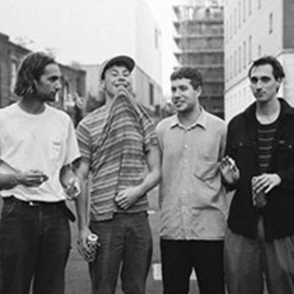 Permanent Creeps at The Old Blue Last promotional image