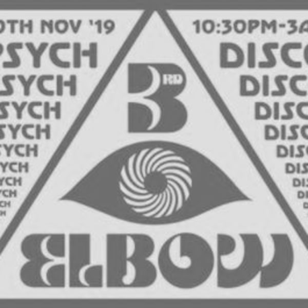 Third Elbow: Psych & Disco at Shacklewell Arms promotional image