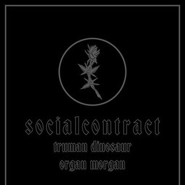 Social Contract / Truman Dinosaur / Organ Morgan / OBL / 22 Aug at The Old Blue Last promotional image