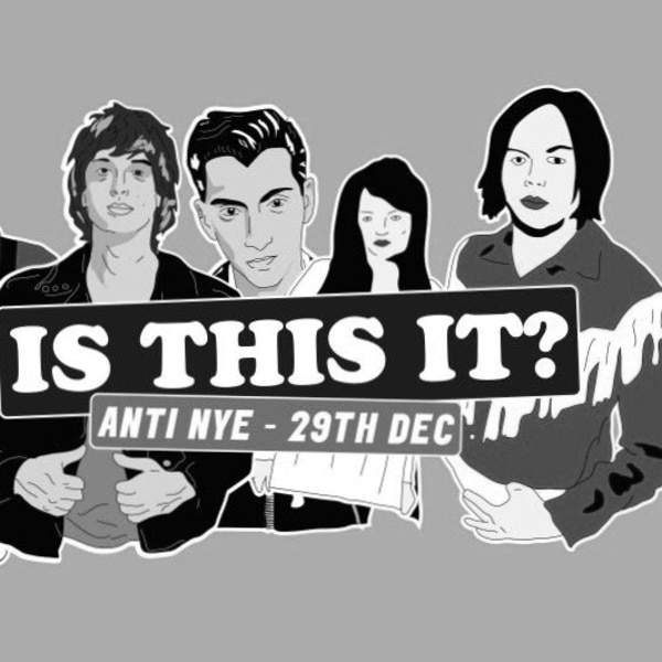 Is This It? • Dalston Indie Disco • Anti-NYE party! at The Victoria promotional image