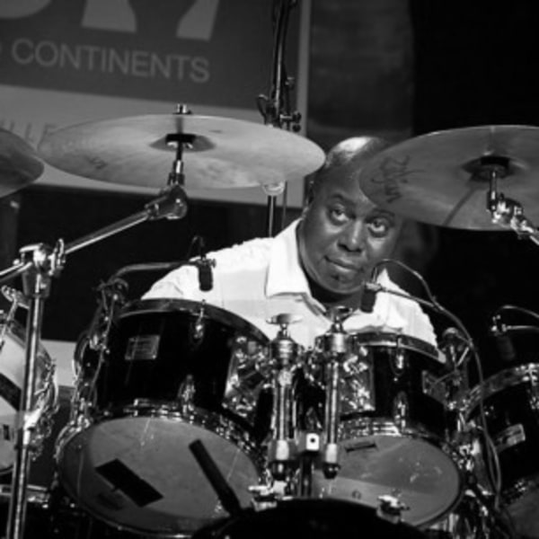 Masterclass with Ralph Rolle, drummer with Nile Rodgers And Chic at New River Studios promotional image