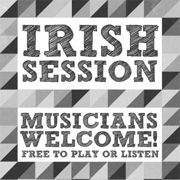 IRISH MUSIC SESSIONS at The Harrison promotional image