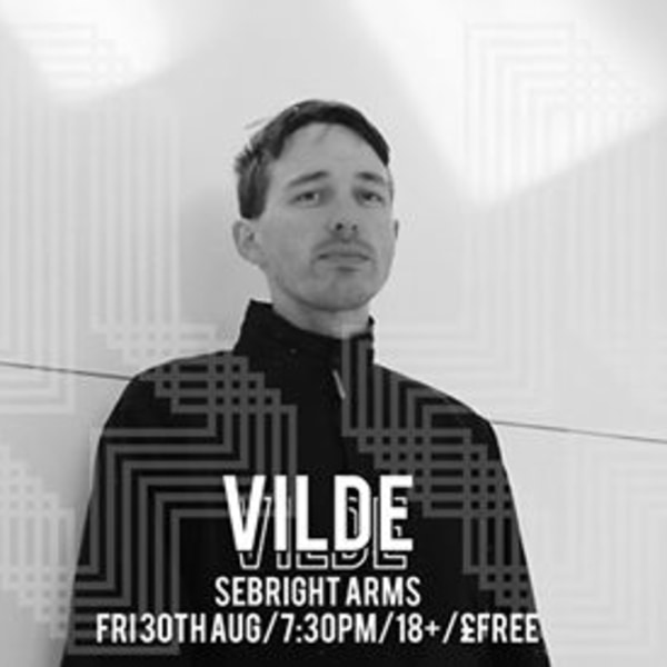 Dark Party pres Vilde / Sebright / 30 Aug at Sebright Arms promotional image
