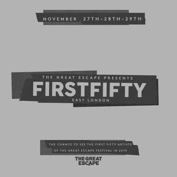 First Fifty: Duendita, Jockstrap, Walt Disco at The Macbeth promotional image