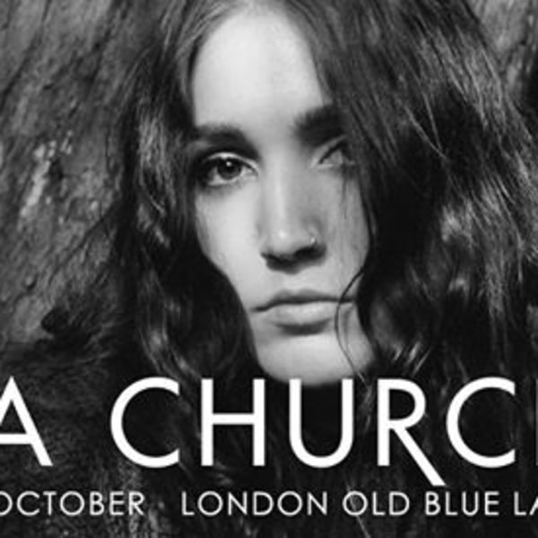 Julia Church - London at The Old Blue Last promotional image