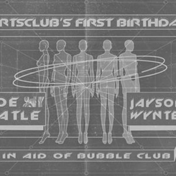 artsclub 1st Birthday w / Jade Seatle & Jayson Wynters at Folklore promotional image
