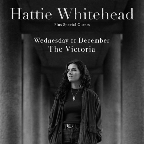 EYOE Presents: Hattie Whitehead at The Victoria at The Victoria promotional image