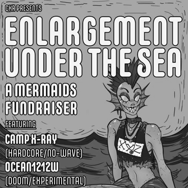 CXR presents: Enlargement Under The Sea at New River Studios promotional image